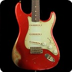 Fender Custom Shop Stratocaster 2019 Candy Apple Red