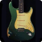Fender Custom Shop Stratocaster 2019 Sherwood Green Metallic