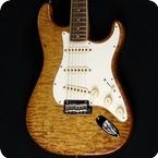 Fender Custom Shop Stratocaster 2019 Antique Burst