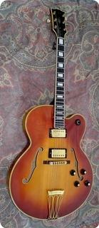 Gibson Byrdland 1970 Cherry Sunburst