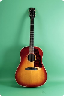 Gibson J 45 1964 Cherry Sunburst