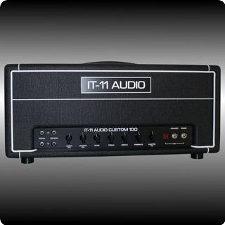 It 11 Audio Custom 50 / Custom 100 Black