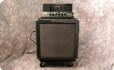 Ampeg B15 NC 1965 Blue Checked Tolex