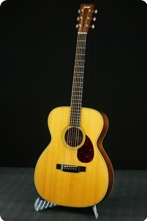 Collings Om 2h Baa 1996 Natural(lacquer Finish)