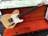 Fender Telecaster 1965 Blonde