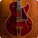 Gibson Custom Shop L 4 2007 Wine Red