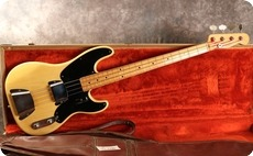 Fender Precision 1955 Blonde