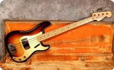 Fender Precision 1958 Sunburst