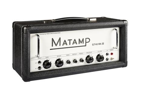 Matamp Gt40 Mk Iii