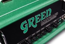 Matamp GT200 MKII Green