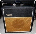 Vox-AC4 AC-4-1964-Black