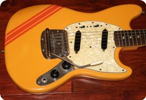 Fender Mustang FEE1010 1969 Competition Orange
