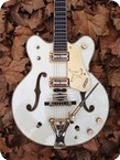 Gretsch-White Falcon-1968-White