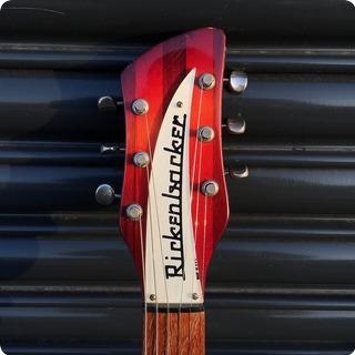 Rickenbacker 1997 (330) Rose Morris 1967 Fireglo