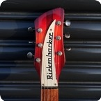 Rickenbacker 1997 330 Rose Morris 1967 Fireglo