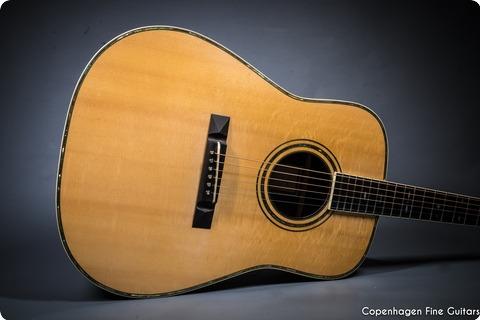 Fredholm Guitars Dreadnought Natural