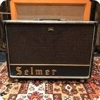 Selmer Vintage 1964 Selmer Truvoice Twin Fifty 50 Zodiac Amplifier