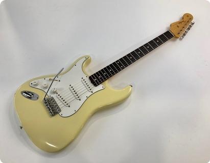 Fender 1960 Stratocaster Nos Lefty Lh Custom Shop 2010 Vintage White