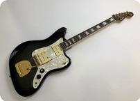Fender Jazzmaster The Ventures 1996 Blackburst