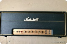 Marshall Model 1992 Super Bass Plexi Black Tolex