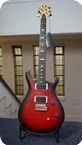 Paul Reed Smith Prs CE 24 Satin Nitro 2017 Scarlet Smokeburst
