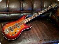 Hagstrom Guitars Super Swede Bass 1980 Sunburst
