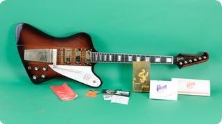Gibson Firebird Vii Historic Reissue 1998 Sunburst