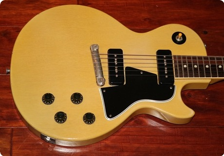 Gibson Les Paul Tv Special  (gie1074)  1958
