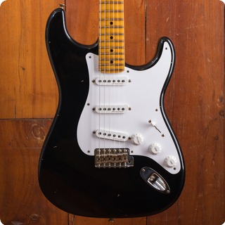 Fender Custom Shop Stratocaster 2018 Black
