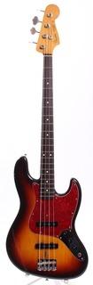 Fender Jazz Bass '62 Reissue Extrad 1991 Sunburst
