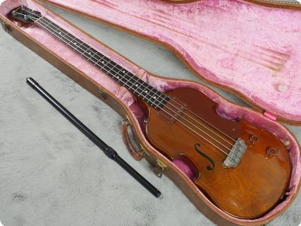 Gibson Eb 1 1953 Natural