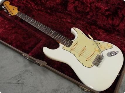 Fender Stratocaster 1962 Olympic White