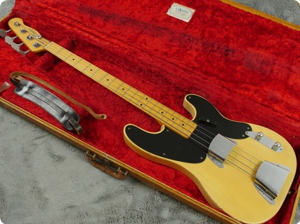 Fender Precision Bass 1953 Blonde