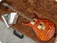 Paul Reed Smith Custom 22 Private Stock DGT 2016 Electric Tiger Smoked Burst