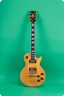 Gibson Les Paul Custom 1981 Natural