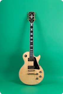 Gibson Les Paul Custom 1976 Natural