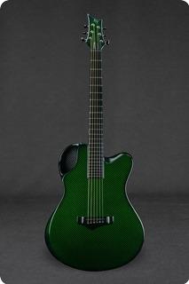Emerald Guitars X20 Green 2018 Green