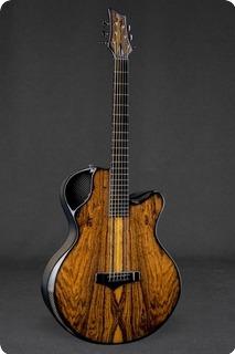 Emerald Guitars X30 Louro Pretto 2018 Black
