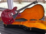 Gibson ES 335TDC 1961 Cherry Red