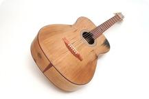 Stoll Guitars Cider Barrel Guitar Fingerstyle No 1