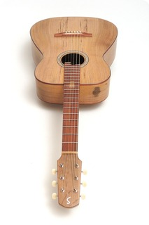 Stoll Guitars Cider Barrel Guitar Fingerstyle No 2