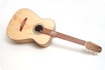 Stoll Guitars Cider Barrel Guitar Fingerstyle No 3
