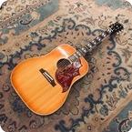 Gibson Hummingbird 1964 Sunburst