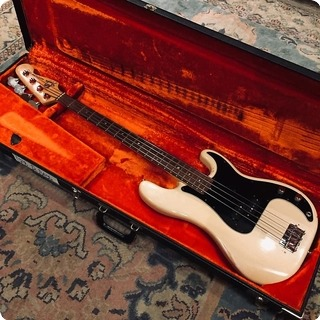 Fender Precision Bass 1978 Blonde