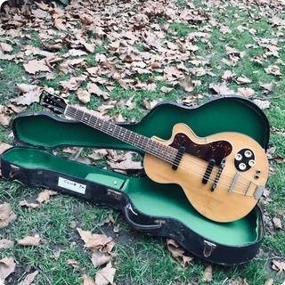 Hofner Club 50 George Harrison 1956 Blonde
