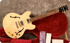 Gibson ES335 Dot 1997 Flamed Natural