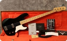 Fender La Cabronita Porrazo Bass Relic 2011 Black