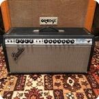 Fender Vintage 1969 Fender Dual Showman Reverb Amp AA768 Silverface Amplifier