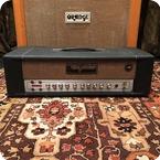 Vampower Vintage 1970s Vampower MK1 MK1B 100w Valve Amplifier Head