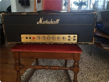 Marshall Jmp Marshall 50w, Lead 1968